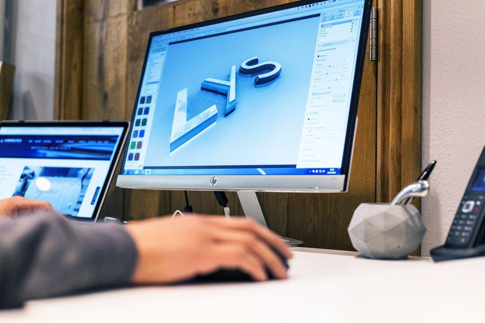 LYS Lumenautica CAD design
