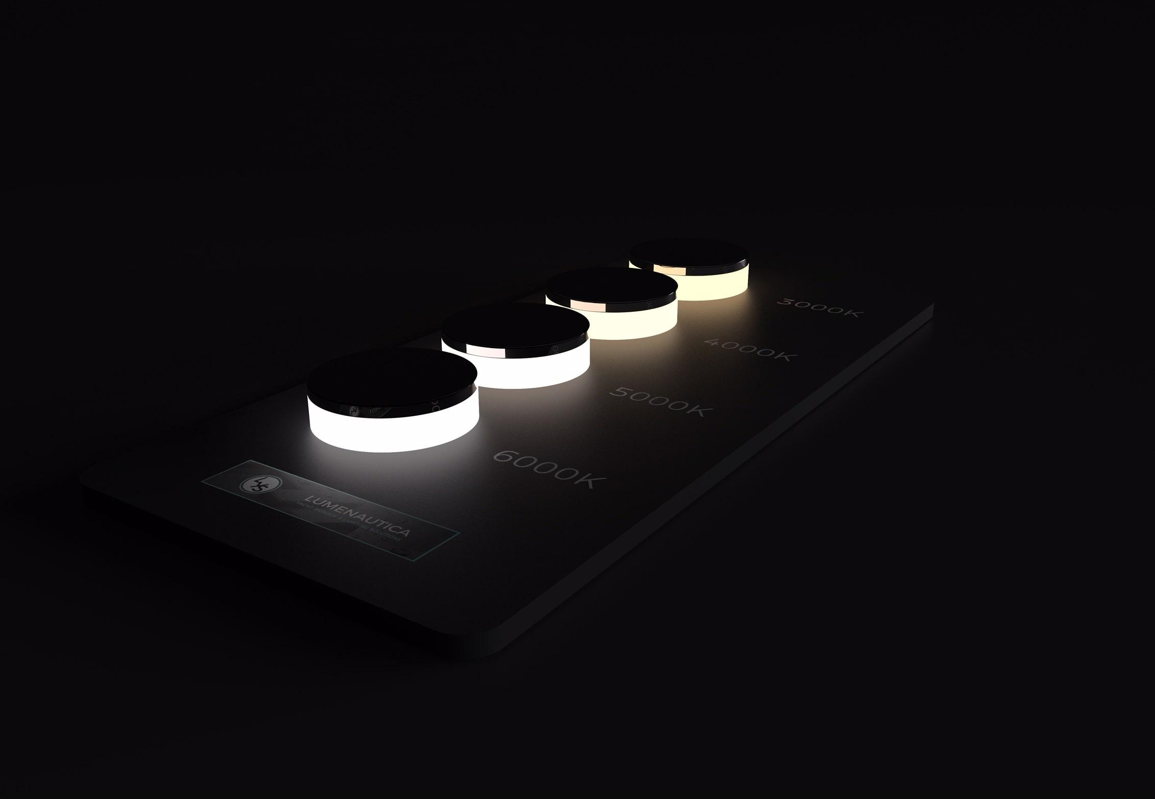Lumenautica LED Swatches