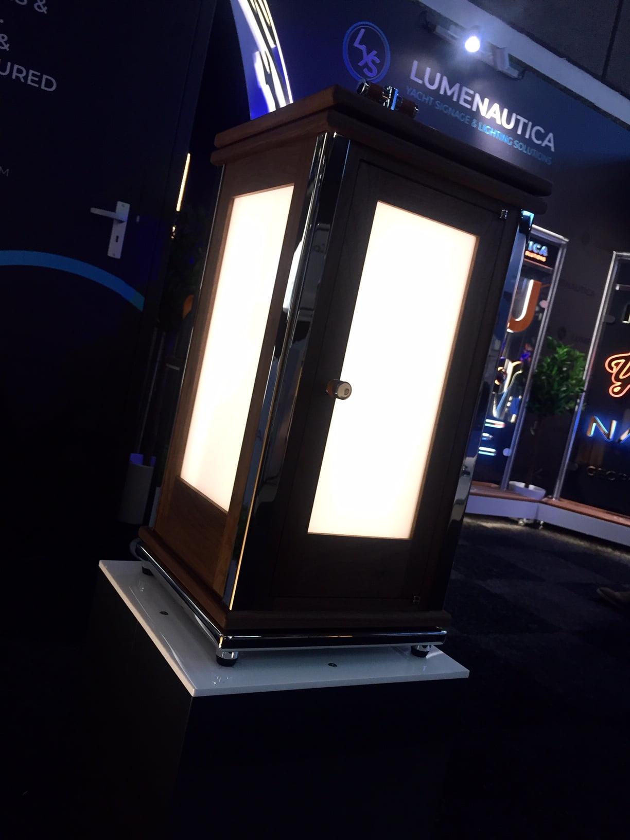 Superyacht Bespoke Deck Lantern