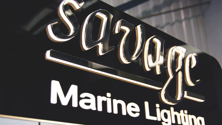 Architectural LED Signage Image