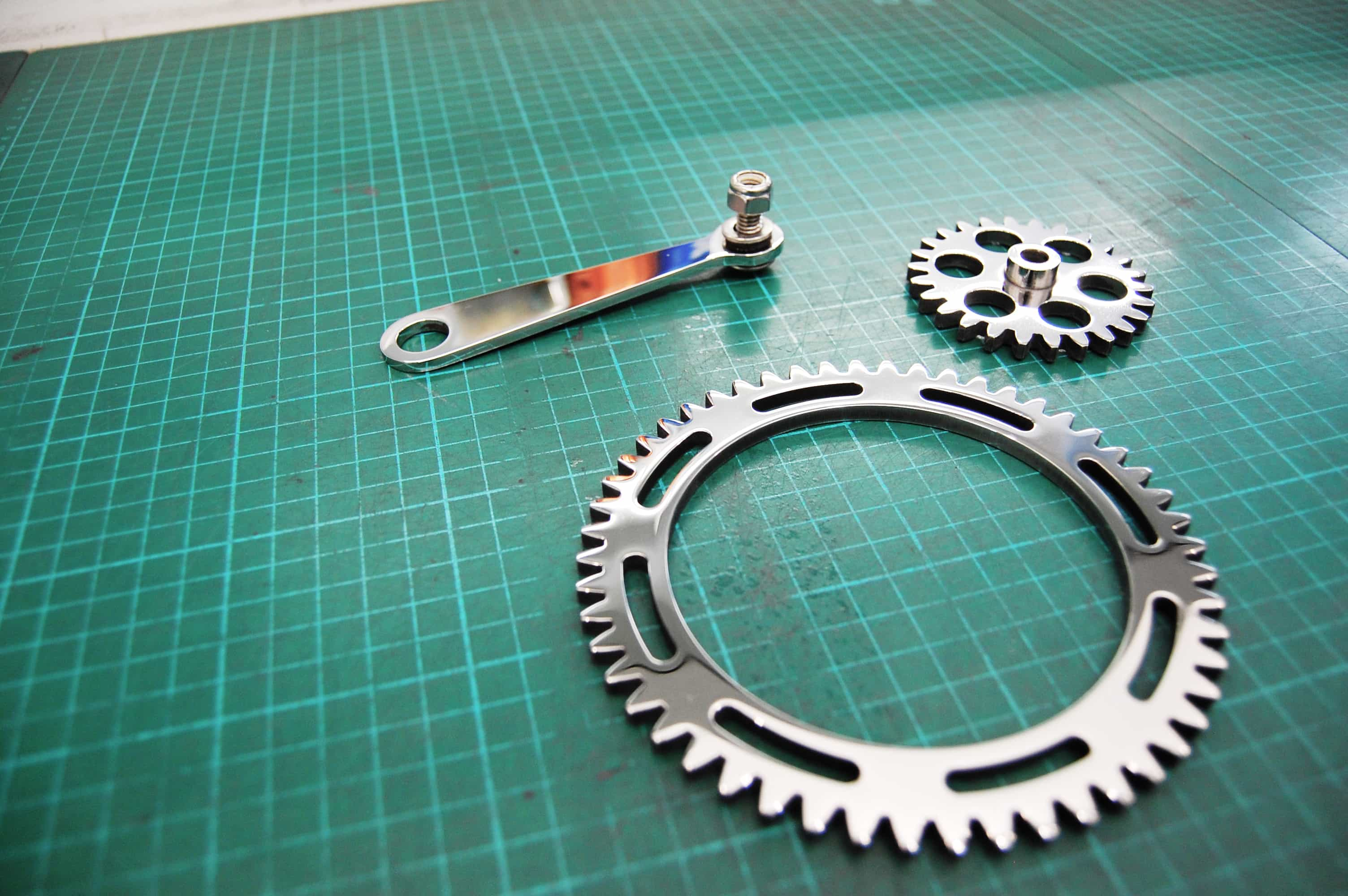 Polished Cogs