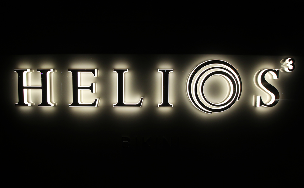 helios led yacht name