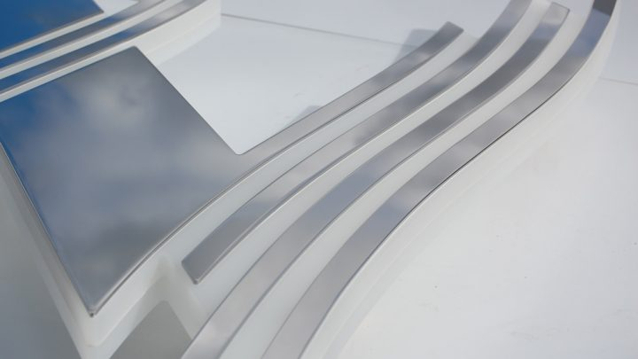 Mirror Polished Stainless Steel – 316 Marine Grade Image